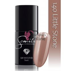 Oja UV Semilac 140 nude Little Stone 7 ml